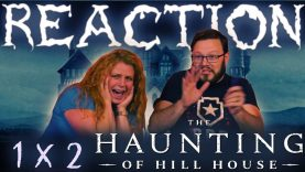 The Haunting of Hill House 1×2 Reaction EARLY ACCESS