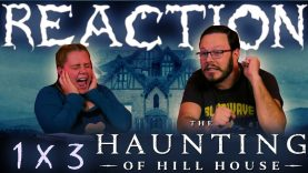 The Haunting of Hill House 1×3 Reaction EARLY ACCESS
