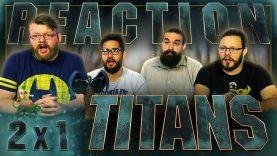 Titans 2×1 Reaction