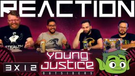 Young Justice 3×12 Reaction EARLY ACCESS