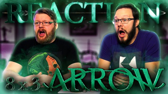 Arrow 8×3 Reaction Thumbnail