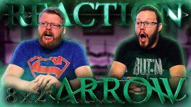 Arrow 8×2 Reaction