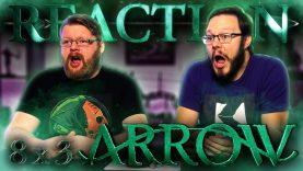 Arrow 8×3 Reaction