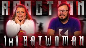 Batwoman 1×1 Reaction