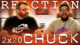 Chuck 2×20 Reaction EARLY ACCESS