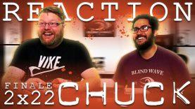 Chuck 2×22 Reaction EARLY ACCESS