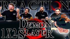 Demon Slayer 1×2 Early Access