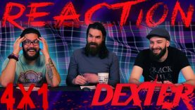 Dexter 4×1 REACTION!!! EARLY ACCESS