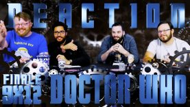 Doctor Who 9×12 Reaction EARLY ACCESS
