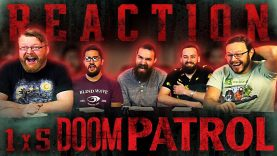 Doom Patrol 1×5 Reaction EARLY ACCESS