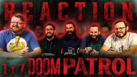 Doom Patrol 1×7 Reaction EARLY ACCESS