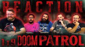 Doom Patrol 1×9 Reaction EARLY ACCESS