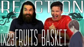 Fruits Basket 1×23 Reaction EARLY ACCESS