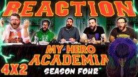 My Hero Academia 4×2 Reaction