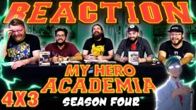 My Hero Academia 4×3 Reaction