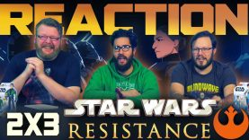 Star Wars Resistance 2×3 Reaction