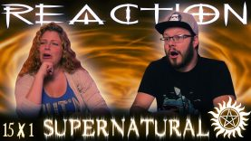 Supernatural 15×1 Reaction