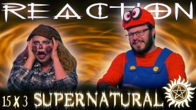Supernatural 15×3 Reaction