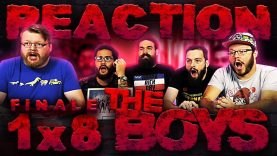 The Boys 1×8 Reaction EARLY ACCESS