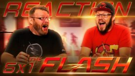 The Flash 6×1 Reaction