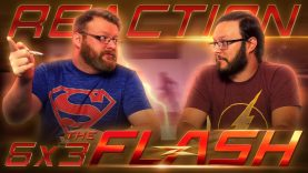 The Flash 6×3 Reaction