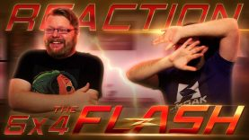 The Flash 6×4 Reaction