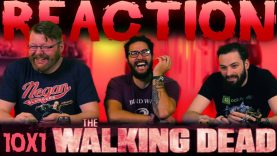 The Walking Dead 10×1 Reaction
