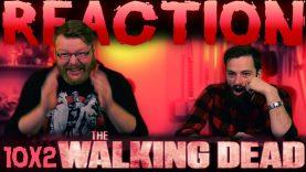 The Walking Dead 10×2 Reaction