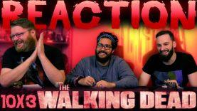 The Walking Dead 10×3 Reaction