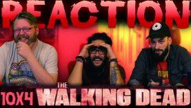 The Walking Dead 10×4 Reaction