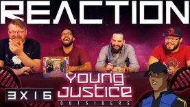 Young Justice 3×16 Reaction EARLY ACCESS