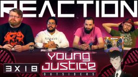 Young Justice 3×18 Reaction EARLY ACCESS