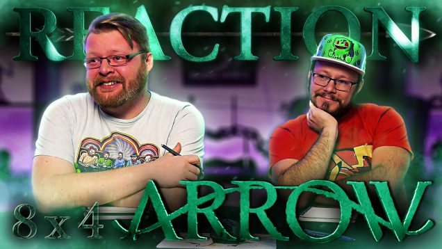 Arrow 8×4 Reaction Thumbnail