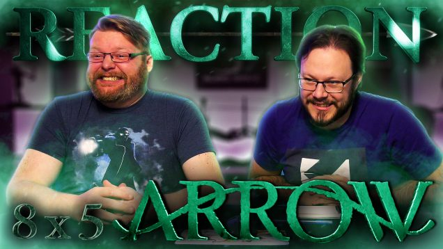 Arrow 8×5 Reaction Thumbnail