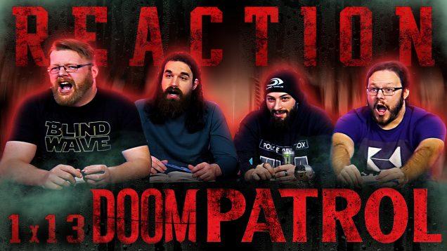 Doom Patrol 1×13 Thumbnail