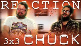 Chuck 3×3 Reaction EARLY ACCESS