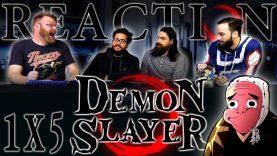 Demon Slayer 1×5 Reaction EARLY ACCESS