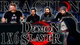 Demon Slayer 1×6 Reaction EARLY ACCESS