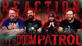 Doom Patrol 1×12 Reaction EARLY ACCESS