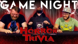 Horror Trivia A Trivia Game of Twisted Terror GAME NIGHT