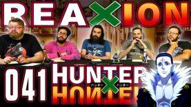 Hunter x Hunter 41 Reaction EARLY ACCESS