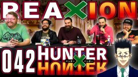 Hunter x Hunter 42 Reaction EARLY ACCESS