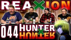 Hunter x Hunter 44 Reaction EARLY ACCESS