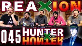 Hunter x Hunter 45 EARLY ACCESS