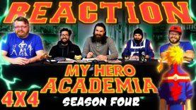 My Hero Academia 4×4 Reaction