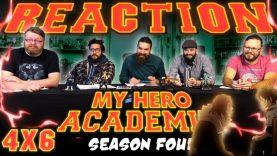 My Hero Academia 4×6 Reaction