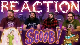 SCOOB! – Official Teaser Trailer Reaction