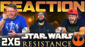 Star Wars Resistance 2×6 Reaction