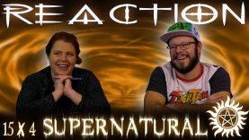 Supernatural 15×4 Reaction