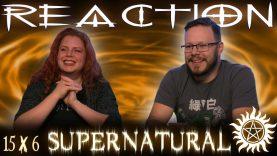 Supernatural 15×6 Reaction